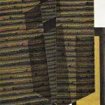 木版・コラグラフ 114×87cm