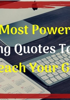45 Powerful Planning Quotes To Help You Reach Your Goals