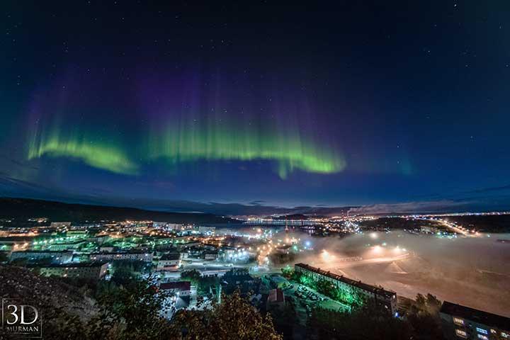 Aurora Borealis Active Winter Adventure In Murmansk Region