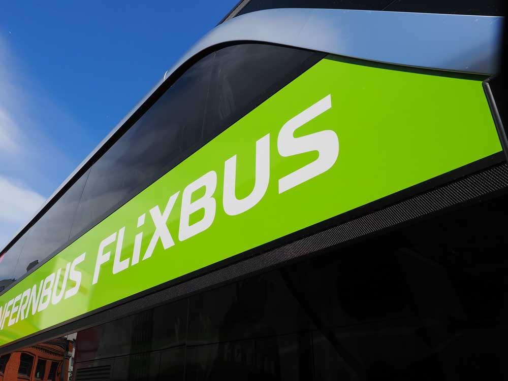 Flixbus MeinFernbus fhrt bis Szczecin Stettin  Kolberg