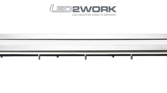 Iluminacin LED ultracompacta con IP68 para maquinaria