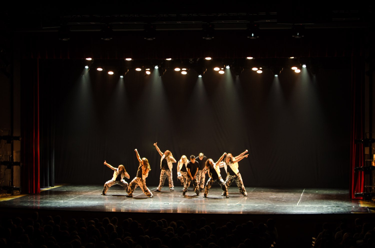 BYUI Extravadance Fall 2012