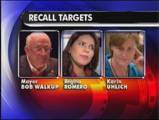 Tucson recall effort may be over