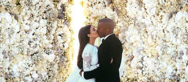 Kim Kardashian Kanye West un Mariage