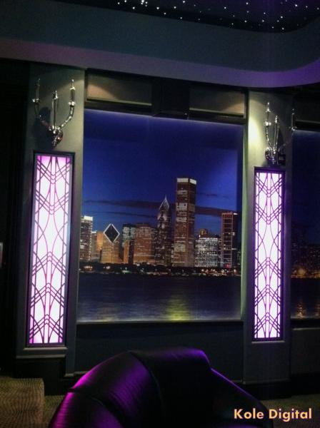 Custom Fabrication & Acoustic Panels in Frankfort