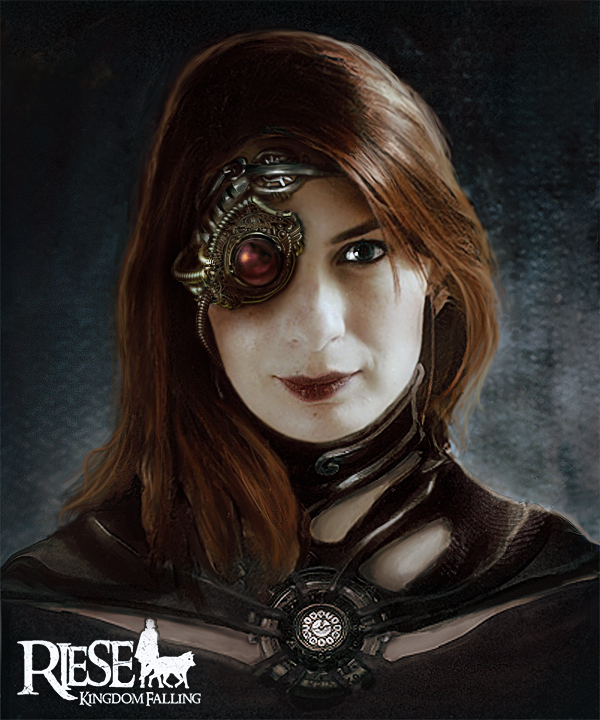 Riese Steampunk ME/ Felicia Day (CC BY-NC-SA 2.0)