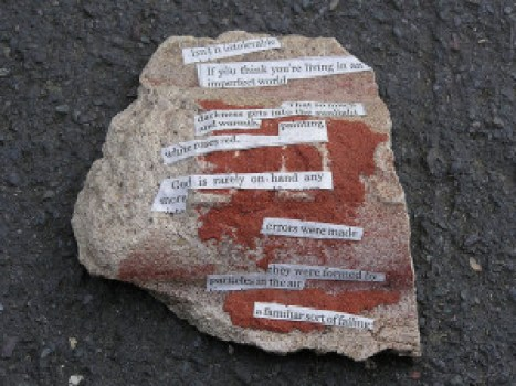 Julia Webb / Recycled Poetry (CC BY-NC-ND 2.0)
