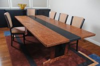 Dining Table: Granite Dining Table