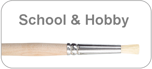 category brushes for school and hobby