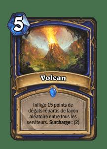 chaman volcan