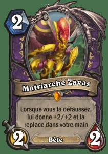 Démoniste Matriarche Zavas