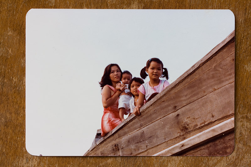 Kevin Truong's Family (Photo by: Kevin Truong)