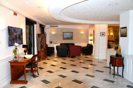Central Hotel - Sorrento. Italy