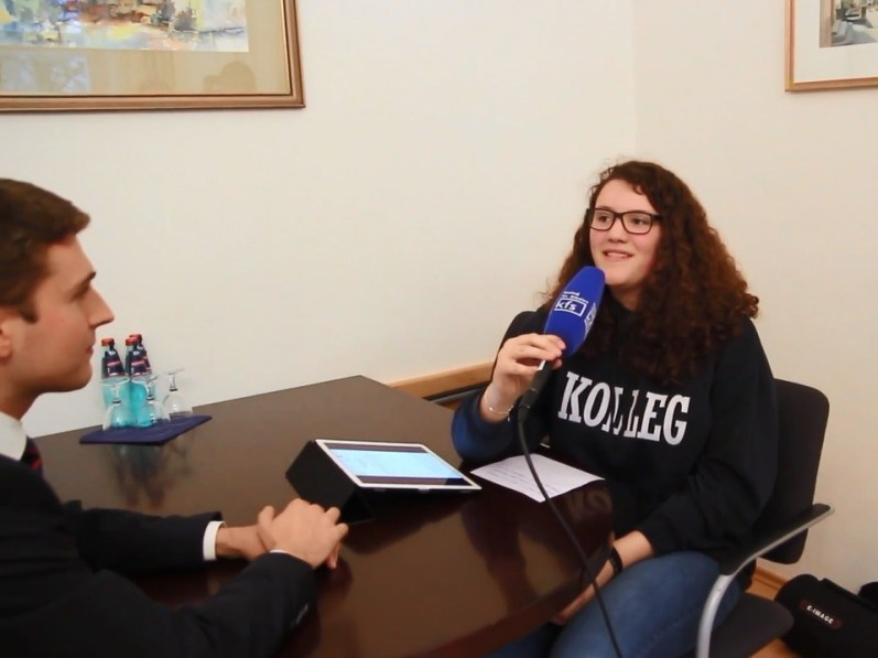Interview Bürgermeister