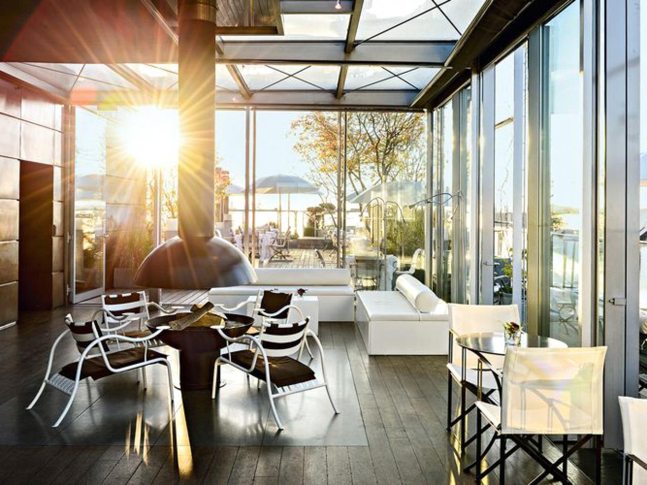 Blue Spa Lounge & Terrasse Kollekkt