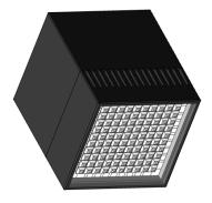 DroneLight hochleistungs-LED Flutlicht für Drohnen