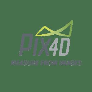 Pix4D Photogrammetrie Software