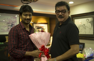 Actor Udhayanidhi Stalin (1)