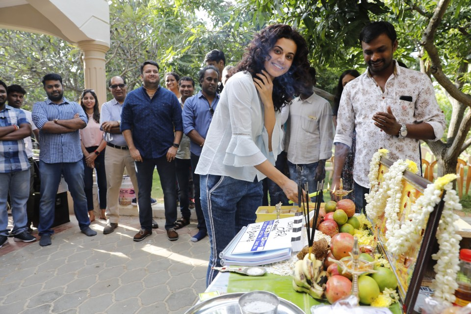 Game Over Movie Pooja Stills (3)