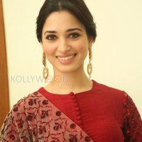 Tamanna dubs with own voice
