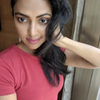 Amala Paul shows off some serious and hot yoga poses