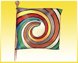 Flaga Tar Valon