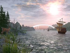 Andor Biały Most