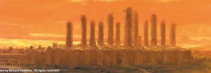 Spalone Wieże Cairhien