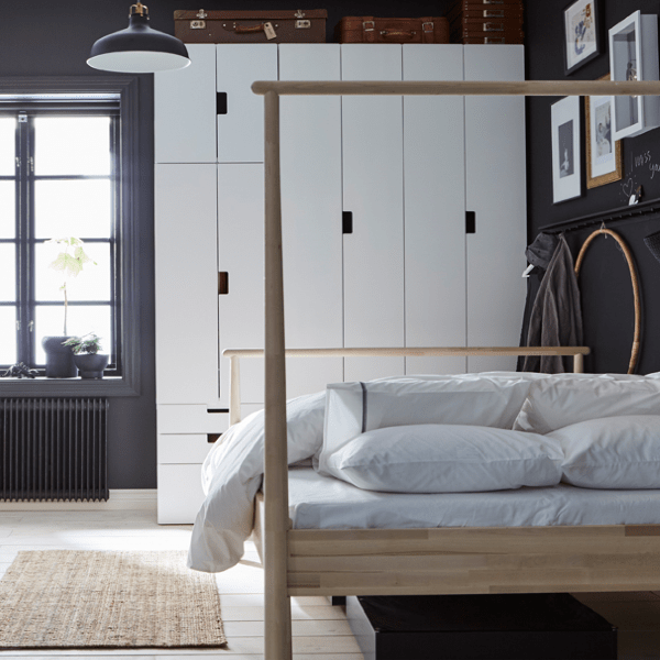 cool with ikea chambre a coucher ado