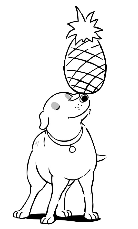 Martha Speaks Coloring Coloring Pages