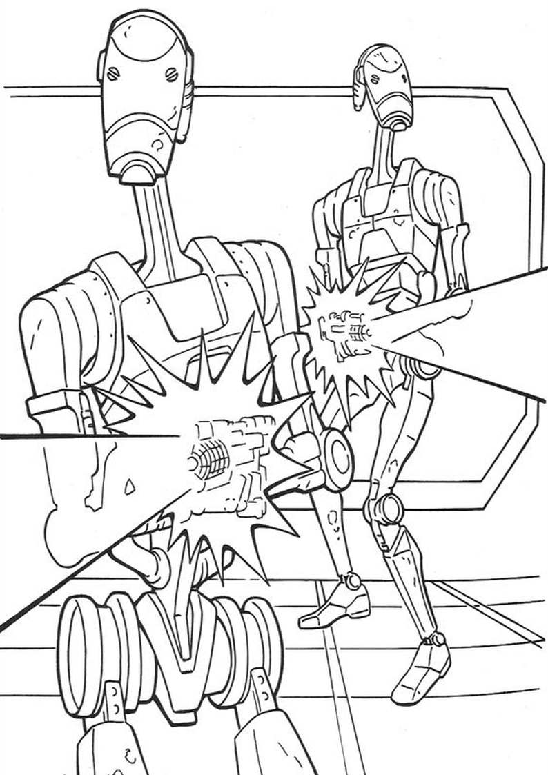 M/asajj Ventress Coloring Pages Coloring Pages