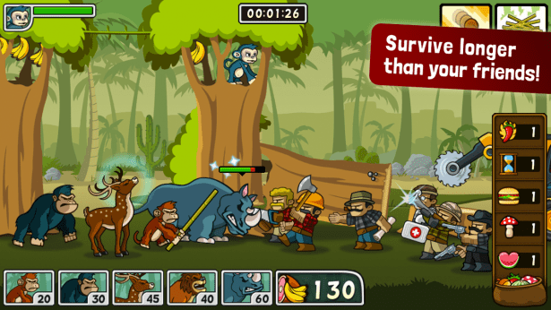 best tower defense games 2014 android ios