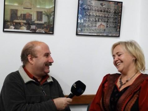 Andrejszki Judit es Laszlo Tibor