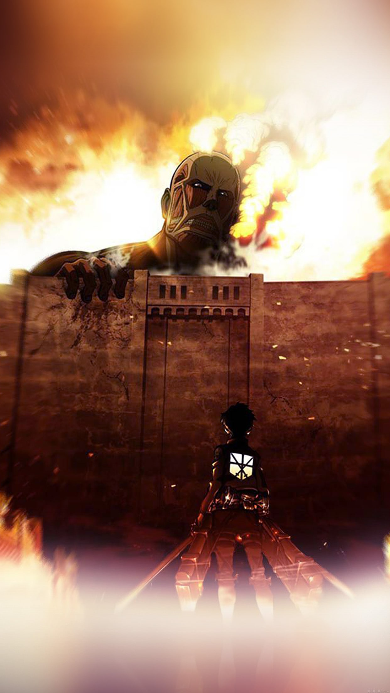 Here's how to change the wallpaper on your iphone or ipad and make it feel like a new device again. Attack On Titan Backgrounds - KoLPaPer - Awesome Free HD ...