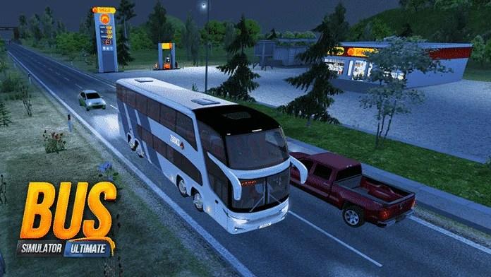 Bus Simulator Ultimate Hileli Apk