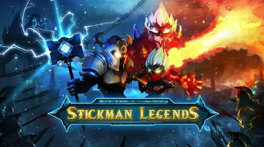 Stickman Legends Shadow Wars Hileli Apk