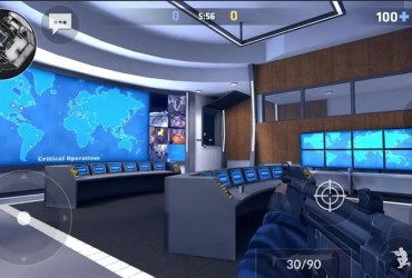 Critical Ops Hileli Apk