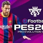 eFootball PES 2021 Apk indir