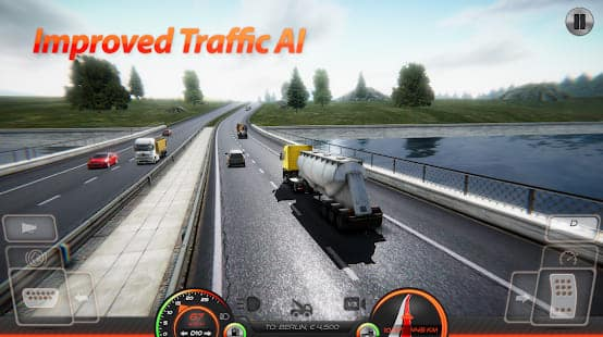 Truck Simulator Europe 2 Mod