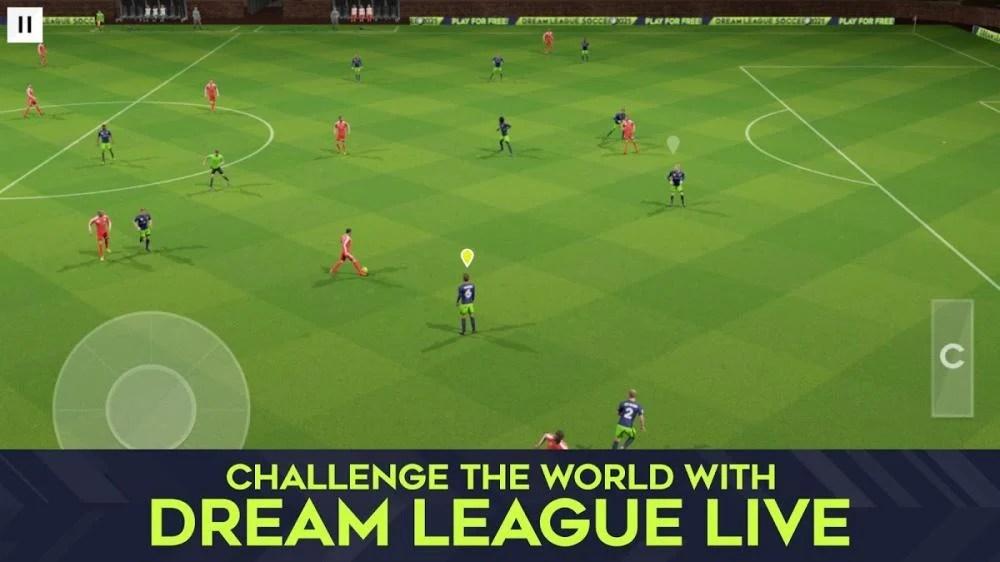 dream league soccer 2021 apk indir