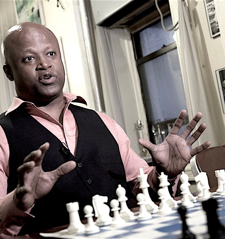 U.S. Chess Hall of Fame, Maurice Ashley, KOLUMN Magazine, Kolumn