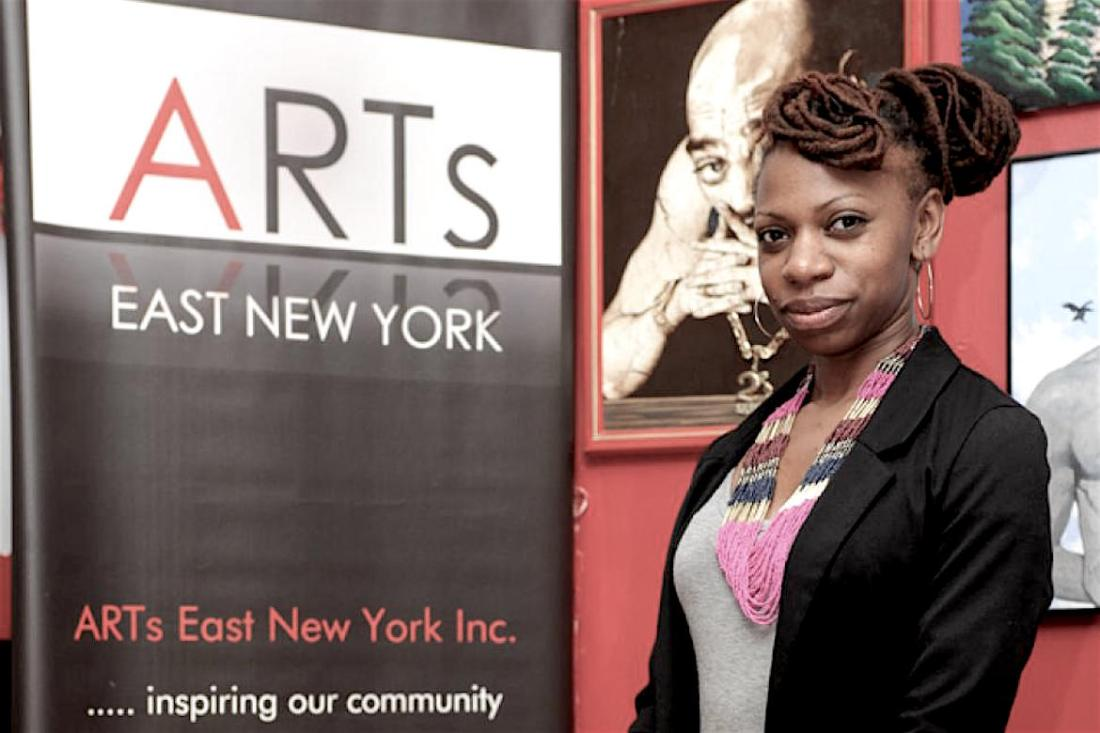 New York Arts, ARTS East New York, Catherine Green, KOLUMN Magazine, Kolumn