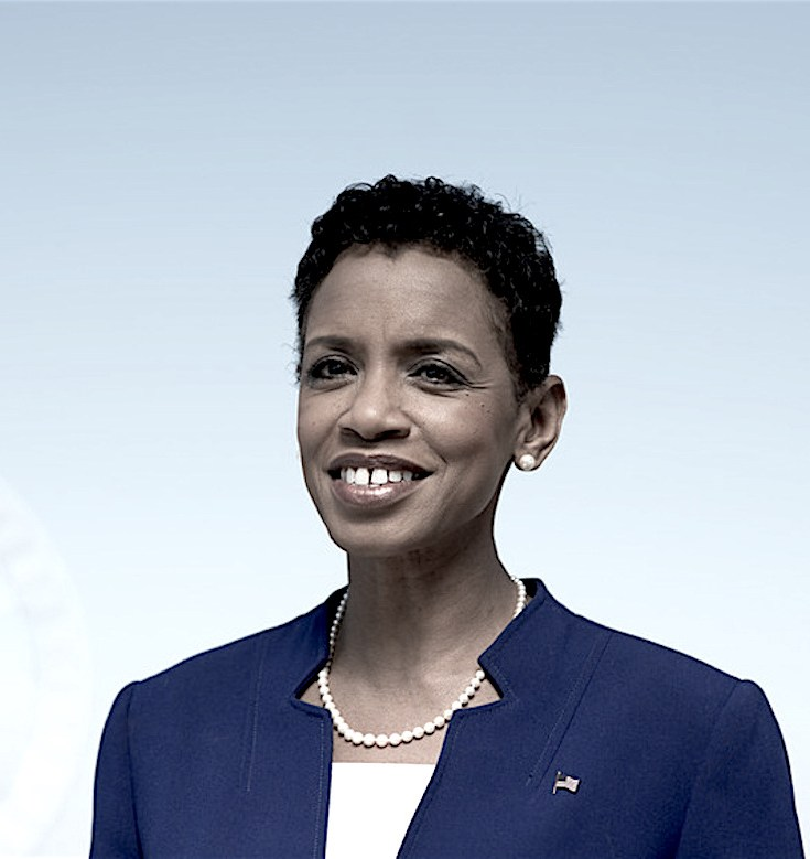 Donna Edwards, Maryland Politics, KOLUMN Magazine, Kolumn