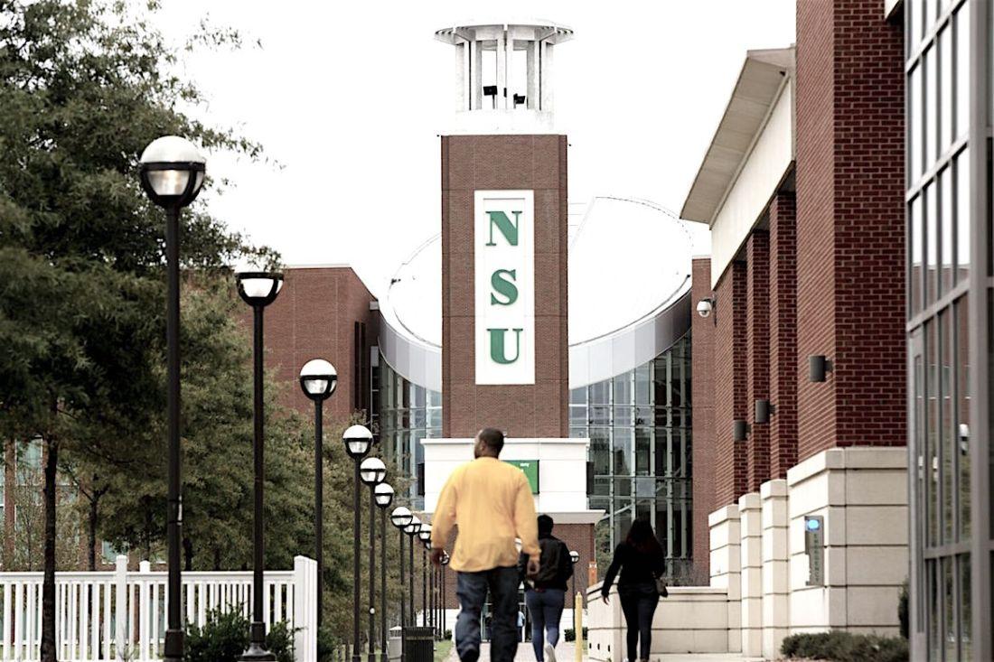 Norfolk State University, NSU, WNSB, KOLUMN Magazine, Kolumn