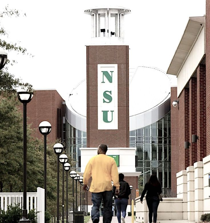 Norfolk State University, NSU, WNSB, KOLUMN Magazine, Kolumn
