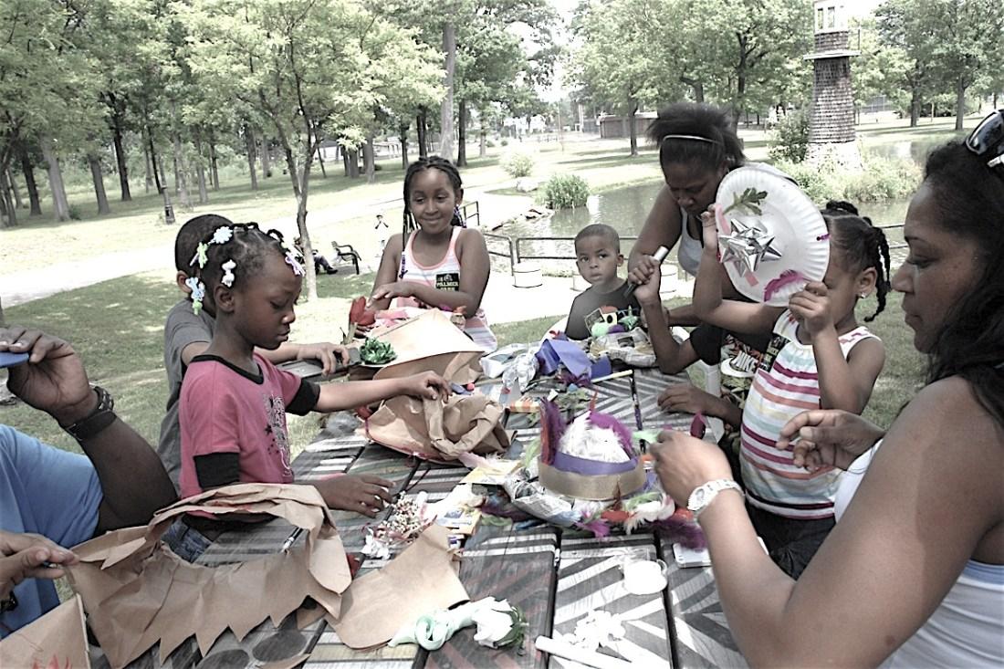 Palmer Park Art Fair, Detroit, Palmer Park, Detroit, KOLUMN Magazine, Kolumn