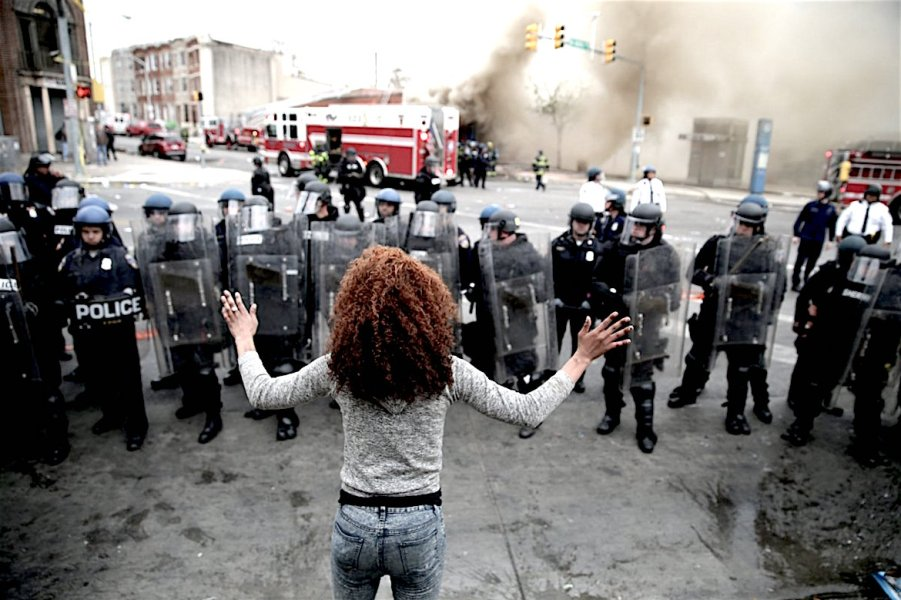 Baltimore Riots_1