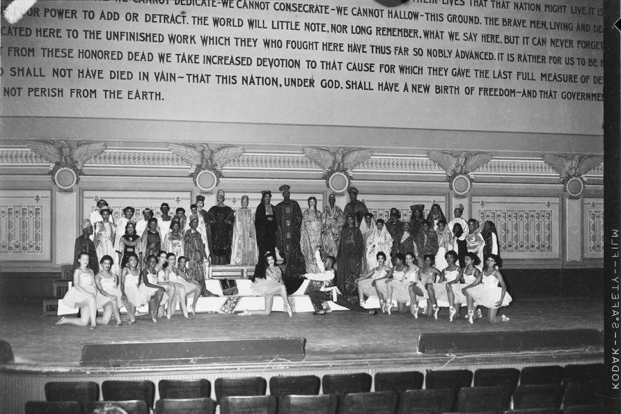 National Negro Opera Company, Jonnet Solomon, Charles Harris, KOLUMN Magazine, Kolumn