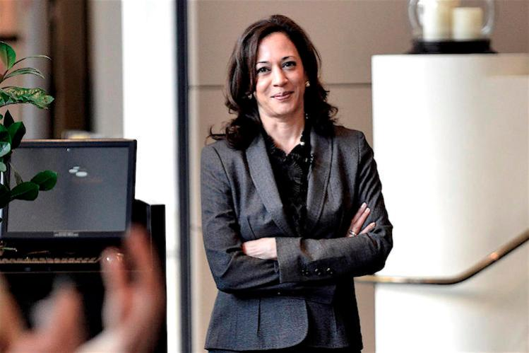Kamala Harris, California Politics, African American Senate, KOLUMN Magazine, Kolumn