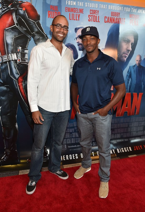 Nate Moore, Marvel Studios, African American Producer, Marcus Williams, Tuskegee Heirs, KOLUMN Magazine, Kolumn